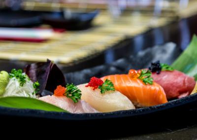 Fish Sushi...